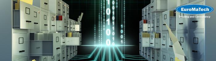 الارشفة الذكية والتنظيم الالكتروني الفعال للمعلومات والوثائق