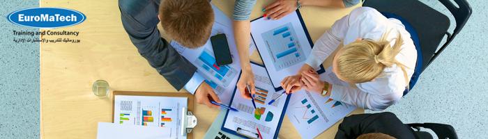 إجراءات التخطيط والرقابة وتقييم الأداء المالي