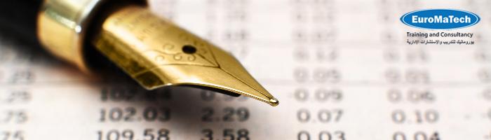 إعداد القوائم المالية وفق معايير المحاسبة والتقارير المالية الدولية الحديثة IFRS, IAS
