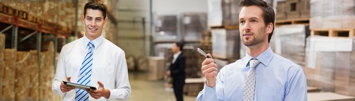 المشتريات والمخازن واللوجستية