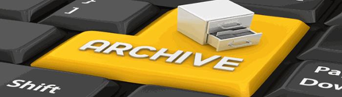 إدارة الوثائق والارشفة الالكترونية وتقنيات الحفظ الرقمي