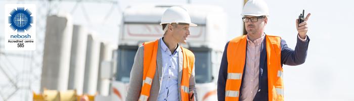 التميز المهني لمشرفي الأمن الصناعي والسلامة المهنية
