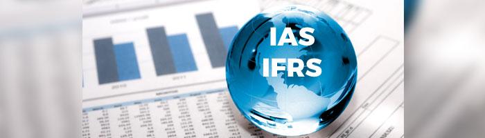 تحديث التطبيقات المحاسبية وفق متطلبات( IAS) وتحت مظلة (IFRS )