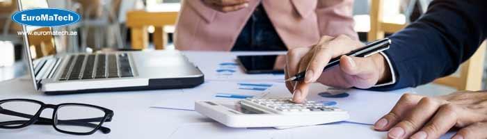 تدقيق البيانات المالية وتقدير المخاطر والضبط الداخلي