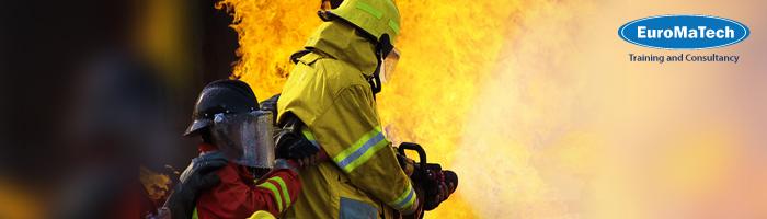 الكفاءة والتميز في قيادة عمليات الإطفاء والإنقاذ
