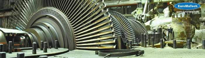 تقنيات أعمال الصيانة للمضخات والتوربينات