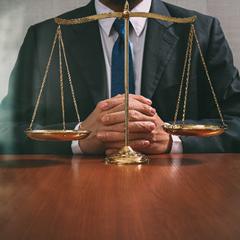 القانونية والقضائية