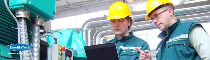الأنظمة الذكية لتخطيط وادارة أعمال التشغيل والصيانة