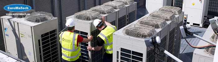 تشغيل وصيانة نظم/ معدات التدفئة والتهوية وتكييف الهواء (HVAC)