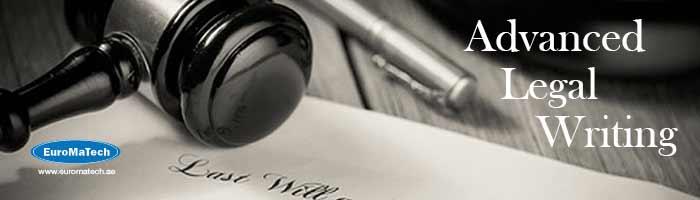 الأصول القانونية لكتابة المراسلات والمذكرات