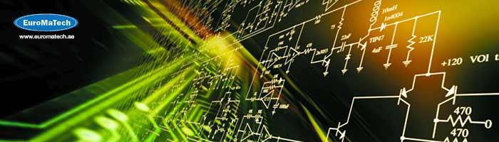 رسم المخططات الكهربائية ولوحات التحكم