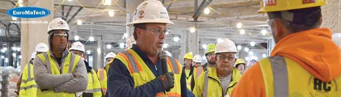 تعزيز جودة السلامة والصحة المهنية في أماكن العمل