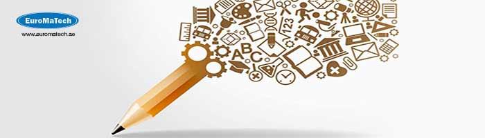 الكتابة والصياغة الإبداعية للخطابات والمراسلات والتقارير