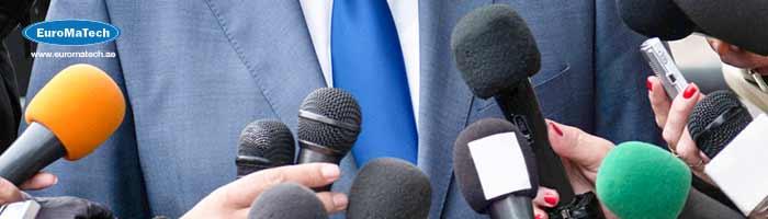 الناطق الإعلامي، المتحدث الرسمي - المستوى الإحترافي
