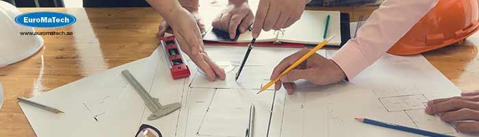التقنيات الفنية في قراءة وكتابة الرسومات الهندسية