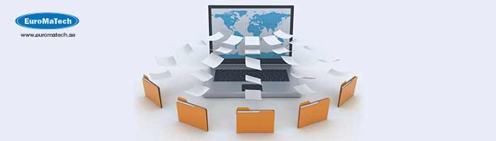 الارشفة الرقمية المتقدمة وإدارة المستندات الإلكترونية