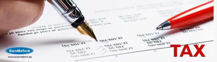 إعداد التقارير المالية ورفع الإقرارات الضريية VAT