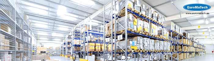 ادارة المخازن والمستودعات وفق مناهج الجودة العالمية