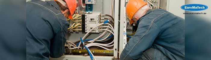 التقنيات الحديثة في تركيب وتشغيل وصيانة الكابلات الكهربية