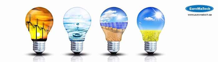 تكنولوجيات الطاقة المتجددة وإجراءات تحسين كفاءة الطاقة