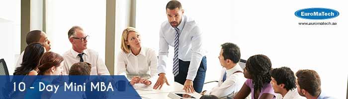 إتقان مهارات إدارة الأعمال الحديثة ™Mini MBA