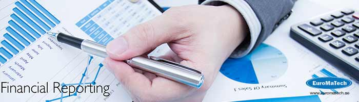 إعداد وتحليل وصياغة التقارير المالية