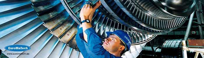 الصيانة الكهربائية والميكانيكية لمحطات التوليد