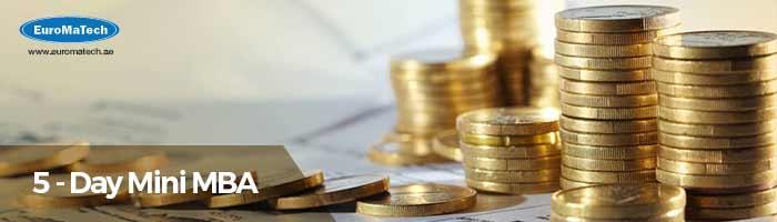 المحاسبة والإدارة المالية الحديثة - Mini MBA
