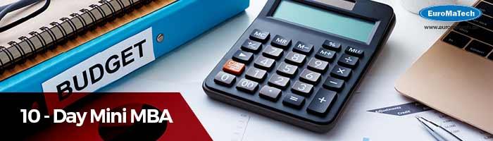 فن اعداد الموازنات المالية والتحليل والتدقيق المالي - Mini MBA