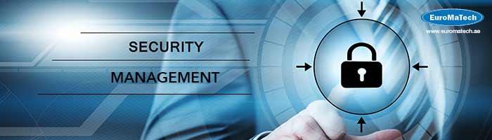 إدارة أنظمة الأمن الحديثة والتعامل مع المخاطر الأمنية