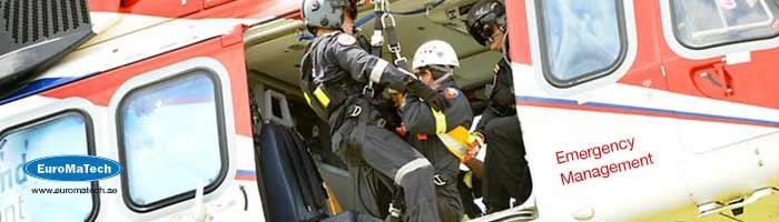 إدارة الطوارئ والسلامة العامة والبحث والإنقاذ