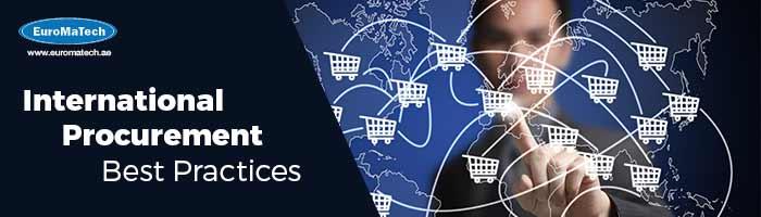 الإدارة الفعالة للمشتريات الخارجية