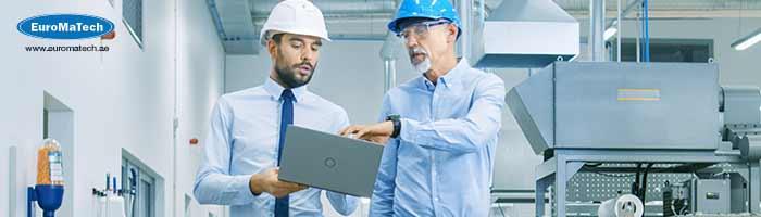 التقنيات الحديثة لنظم إدارة الصيانة