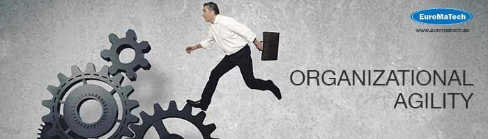 الرشاقة التنظيمية كممارسة إدارية استراتيجية حديثة