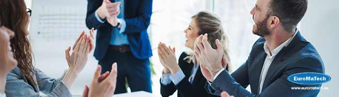 الكفاءة في الإدارة والتنظيم والفكر القيادي