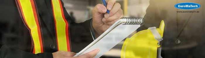 تحليل وتقييم المخاطر وتدقيق أنظمة الامن والسلامة المهنية