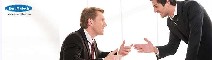 إدارة الصراع وفن التعامل مع الشخصيات الصعبة - مستوى متقدم
