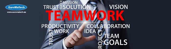 بناء فرق العمل العالية الأداء وإدارة العمل الجماعي