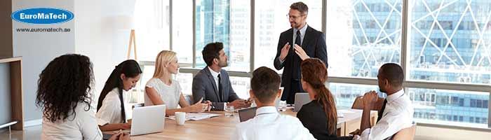 الإبداع في إدارة وتنظيم وتطوير الأعمال
