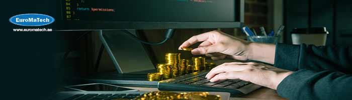 كفاءة ادارة حسابات المدينين والدائنين وضبط التدفقات المالية
