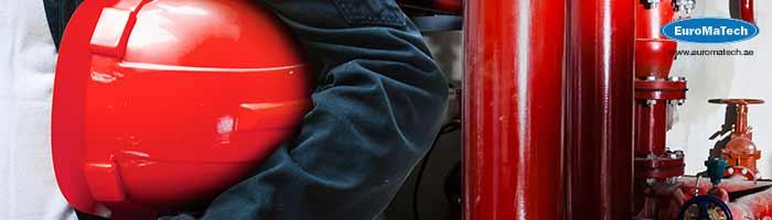 هندسة الحماية من الحرائق وتكنولوجيا أنظمة المراقبة