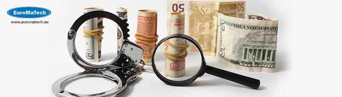 إدارة التحريات المالية :مكافحة غسيل الأموال والمخاطر المالية