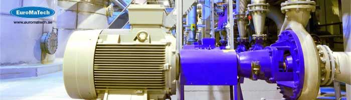 تكنولوجيا المضخات ( الاختيار، التشغيل، الصيانة، اصلاح الأعطال )