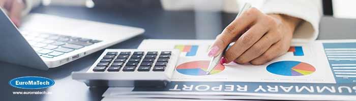 قراءة القوائم المالية والتحليل المالي واعداد التقارير