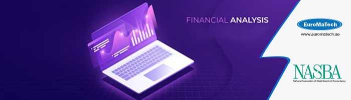 الفحص التحليلى للبيانات المالية واعداد التقارير واتخاذ القرارات