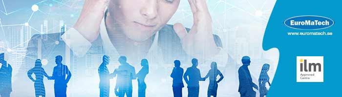 التميز القيادي في التعامل مع الضغوط والإجهاد