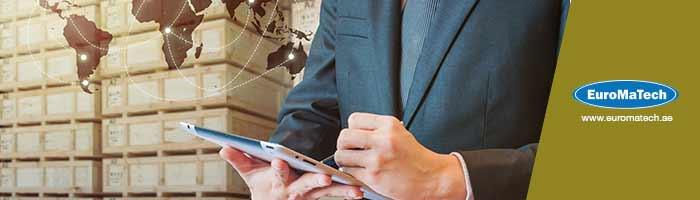 الأخصائي المعتمد في إدارة المستودعات ومراقبة المخزون
