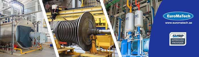 تكنولوجيا الغلايات والتوربينات والضواغط: