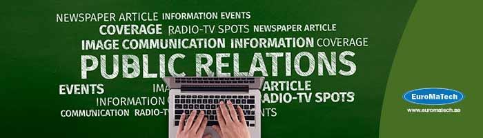 دورة المدير التنفيذي للعلاقات العامة والاعلام