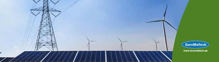 أنظمة توليد ونقل الطاقة الكهربائية المتجددة